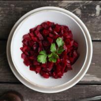 Salata sfecla rosie